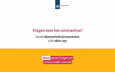 Coronaprotocol Groepsaccommodaties